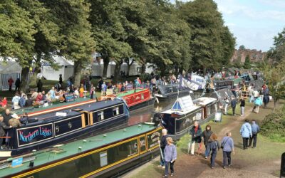 Appointed as PR agency for the national waterways festival