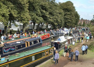 Attracting 25,000 people to The Waterways Festival