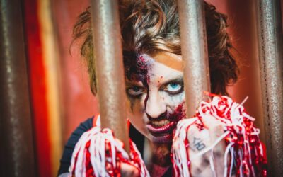 Zombies to invade Screamfest this Halloween