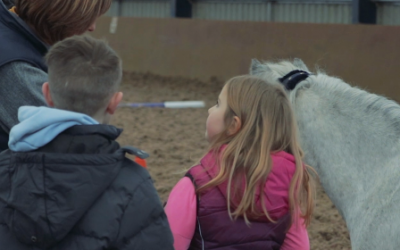 Local riding centre to launch confidence and wellbeing coaching