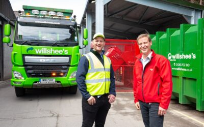 Burton businesses drive benchmark green initiative