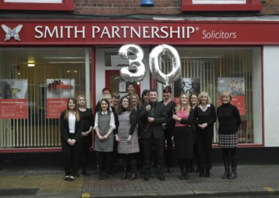 Supporting successful East Midlands' law firm