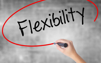 Flexibility is a win win – a blog by Karen