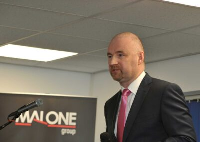 Full service support to launch UK division of global business