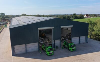 Willshee's invests £10million in state-of-the-art recycling plant